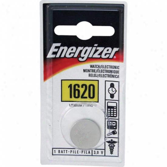 Energizer Ecr1620bp Lithium Button Cell Bttery