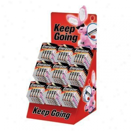 Energizer Wedge Display