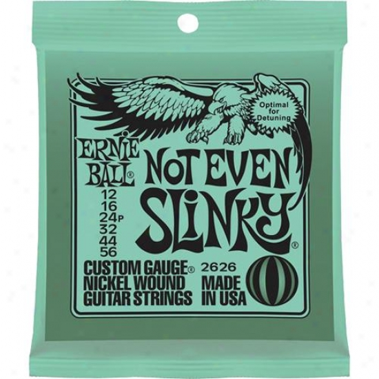 Ernie Ball Eb2626 Not Een Slinky Electric Guitar Strings