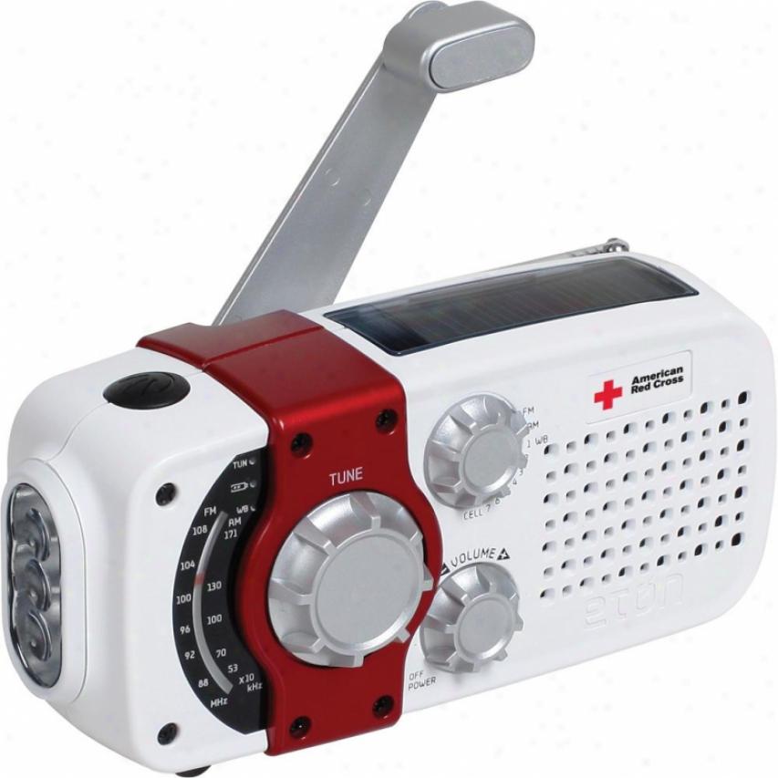 Eton American Red Cross Microlink-fr170 Emergency Weather Radio