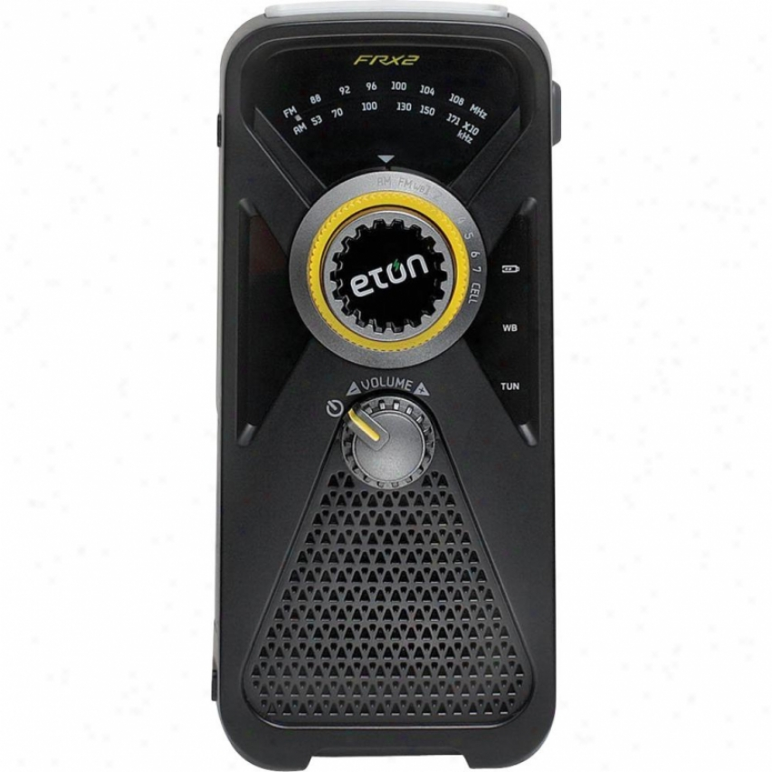 Eton Frx2 Am Fm Weather Radio - Dark