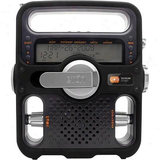 Eton Multi-band Weather Radio