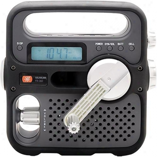 Eton Multi Purpose Weather Radio