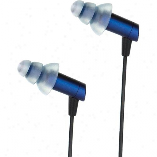 Etymotic Research Hf5 High-fidelity In-ear Earphones - Cobalt