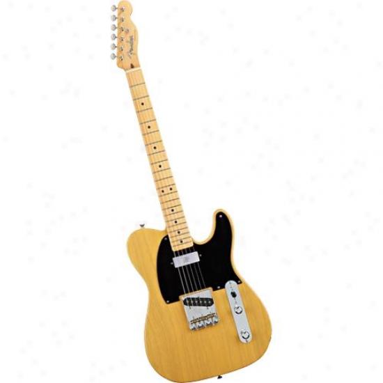Fender® 010-0232-850 Vintage Hot Rod '52 Telecaster® Electric Guitar