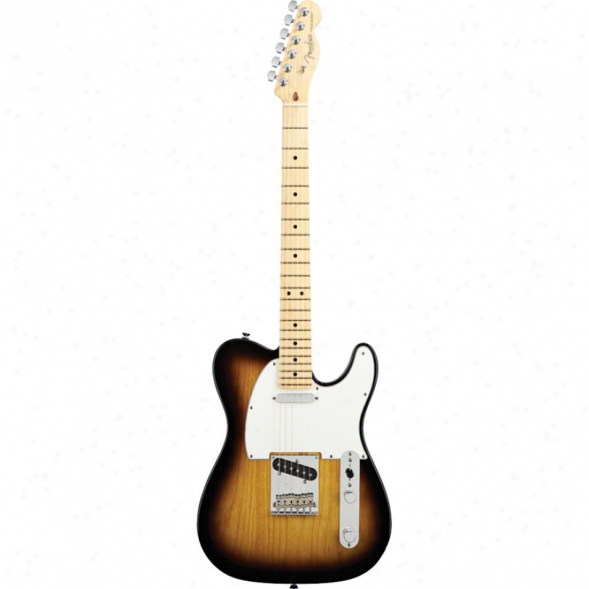 Fender® 011-05027-03 American Standard Telecaster® Electric Guitar