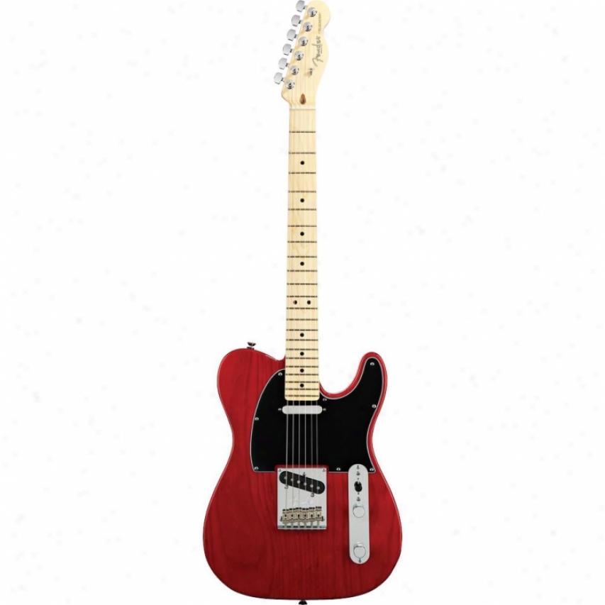 Fender≈reg; 011-0502-738 American Standard Telecaster® Electdic Guitar