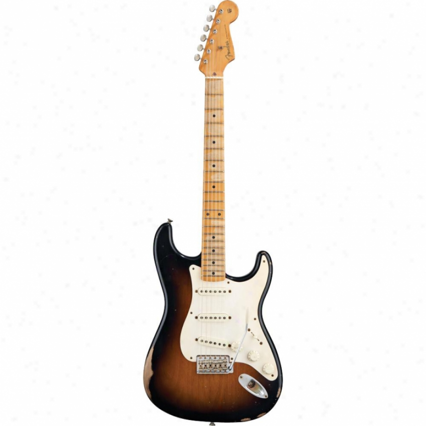 Fender® 013-1012-303 Road Impaired? ?50s Strat™ Electric Guitar