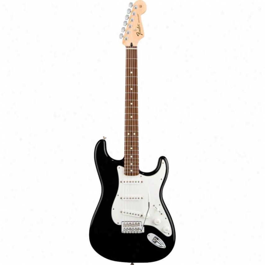 Fender® 014-4600-506 Standard Stratocaster&qmp;reg; Electric Guitar
