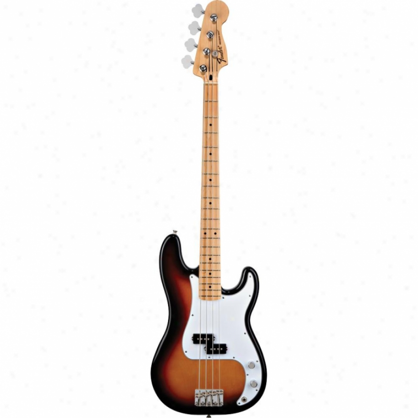 Fender® 014-6102-335 Standard Precision Bass® Guitar