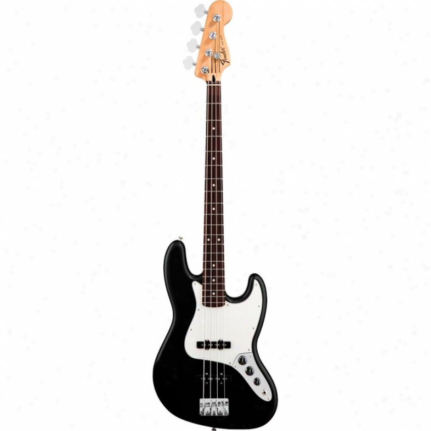 Fender® 014-6200-306 Standard Jazz Bass® Guitar
