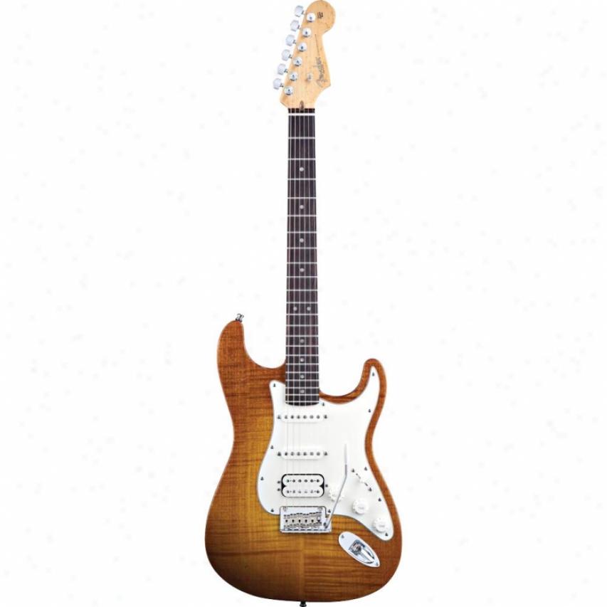 Fender® 017-0302-727 Select Stratocaster® Hss Full of fire  Guitar