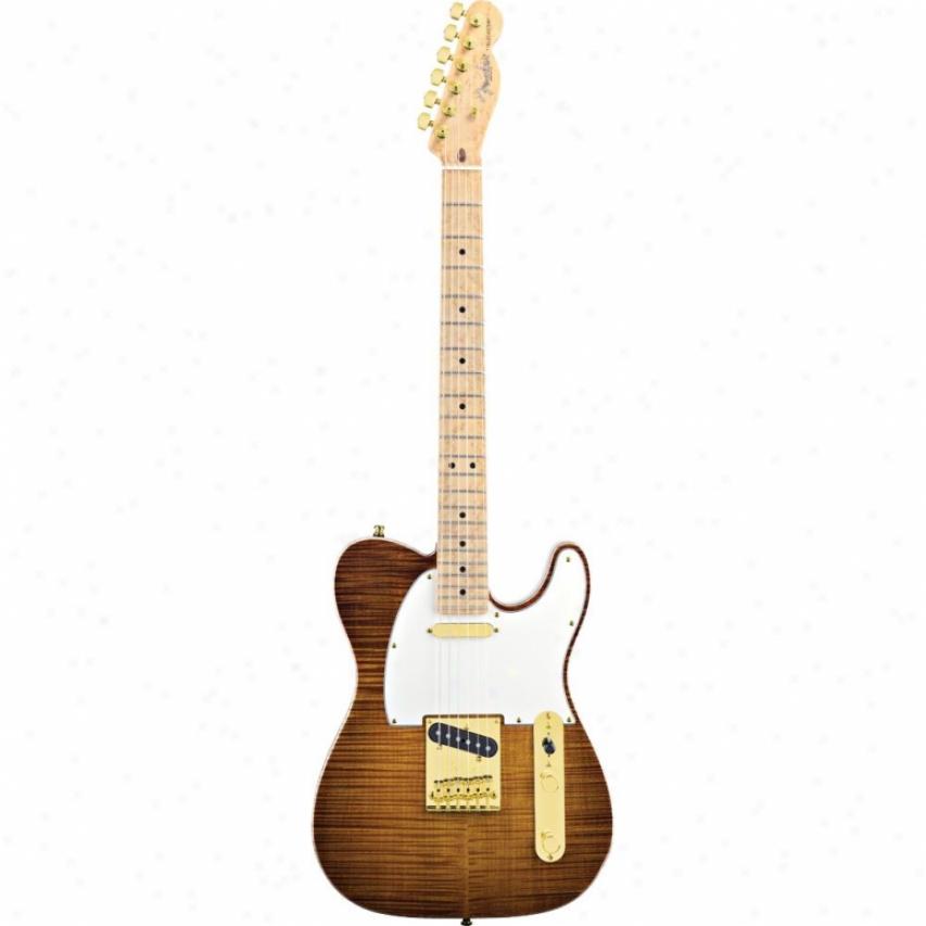 Fender® 017-0313-733 Fender® Select Telecaster® Lightning-like Guitar