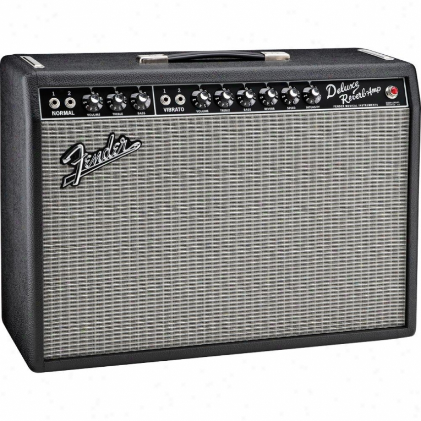 Fender&amp;reg; 021-7400-000 &#039;56 Deluxe Reverb&amp;reg; Amp
