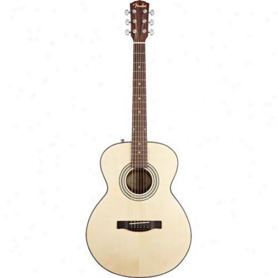 Fender® 095-0870-021 Fa-125s Folk Gnomon  Acoustic Guitar Pack