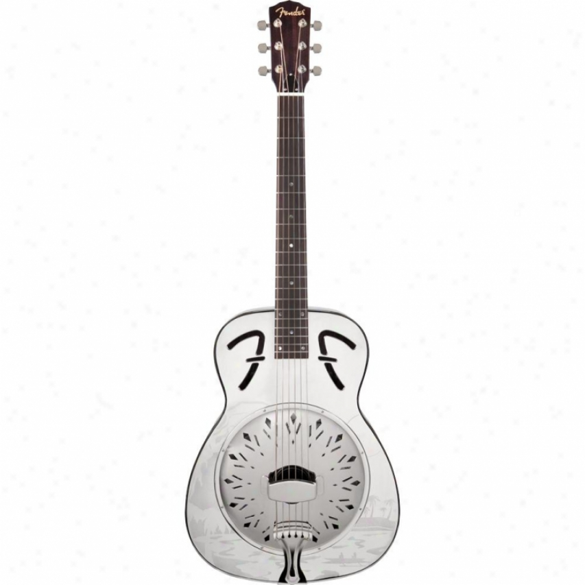 Fender® 095-5053-021 Fr-55 Hawaiian Resonator Guitar