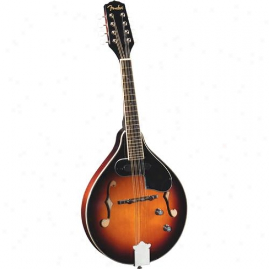 Fender® 0955205032 Fm-2e Acoustic Eoectric Mandolin