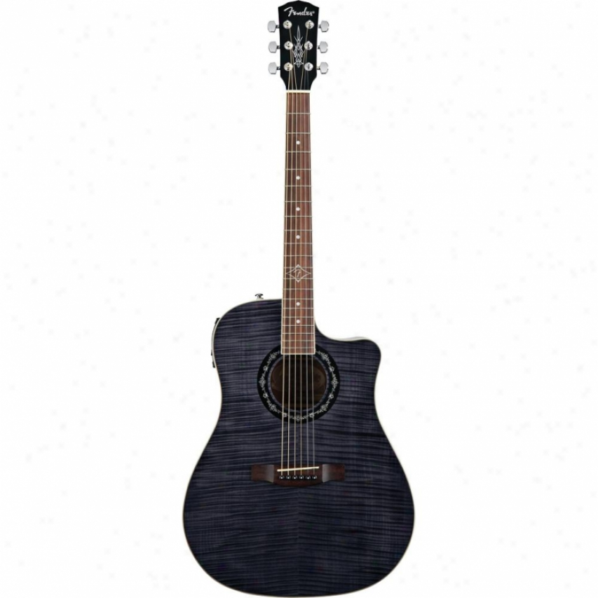 Fender&reb; 096-8005-006 300 Ce T-bucket™ Dreadnought Acoustic Electric - B