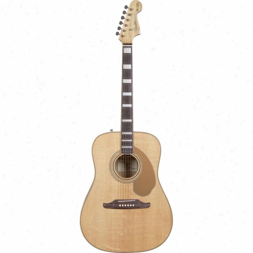 Fender® 096-8408-021 Elvis Presley Kingman Acoustic Guitar