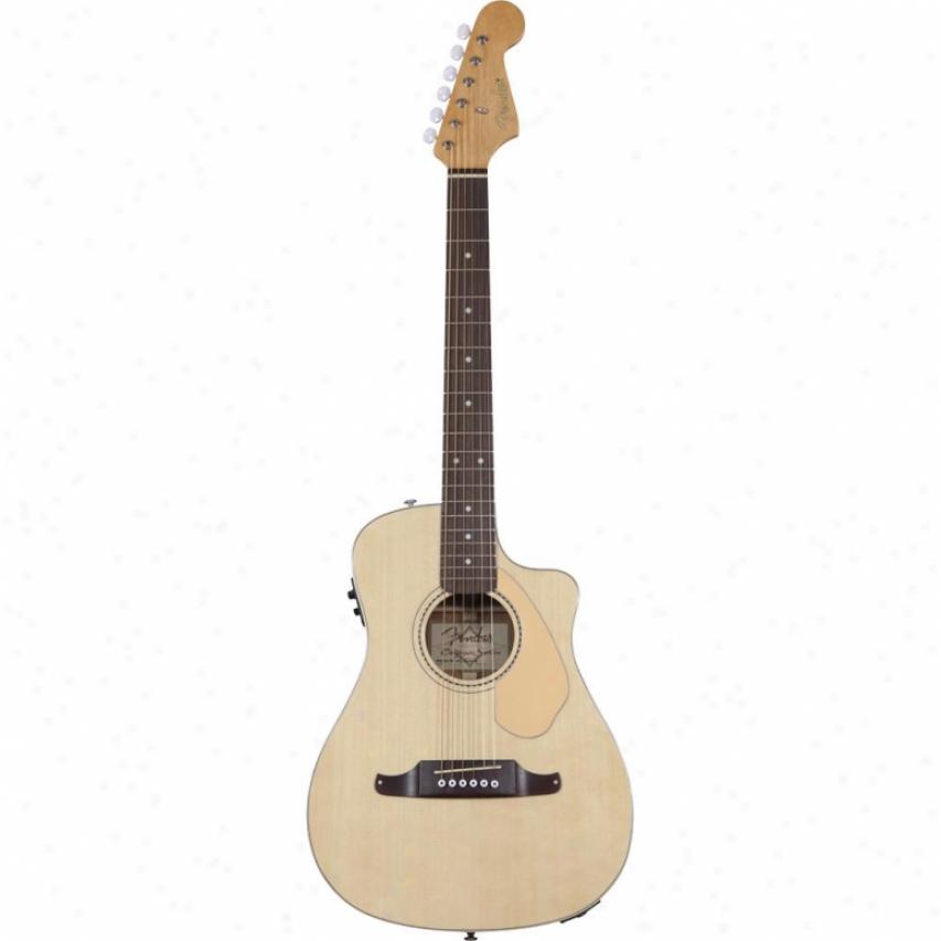 Fender® 096-8608-021 Malibu Ce Acoustic Guitar - Original