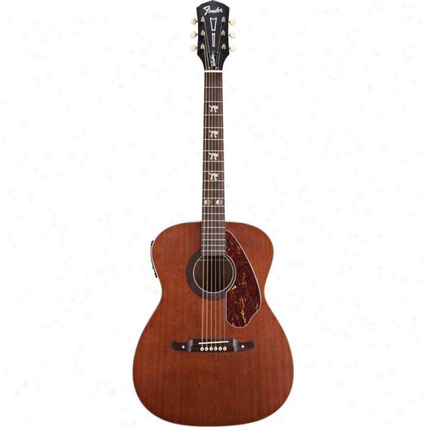 Fender® 0968300021 Ti Armstrong Hellcat Acoustic Electric Guitar