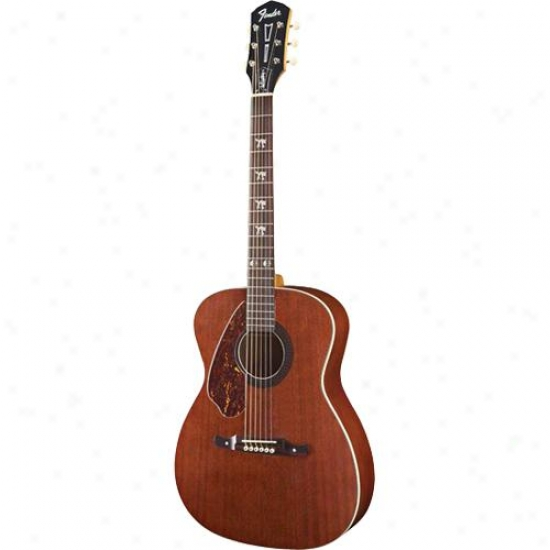 Fender® 09683220021 Tim Armstrong Hellcat Acoustic Electric - Left Handed
