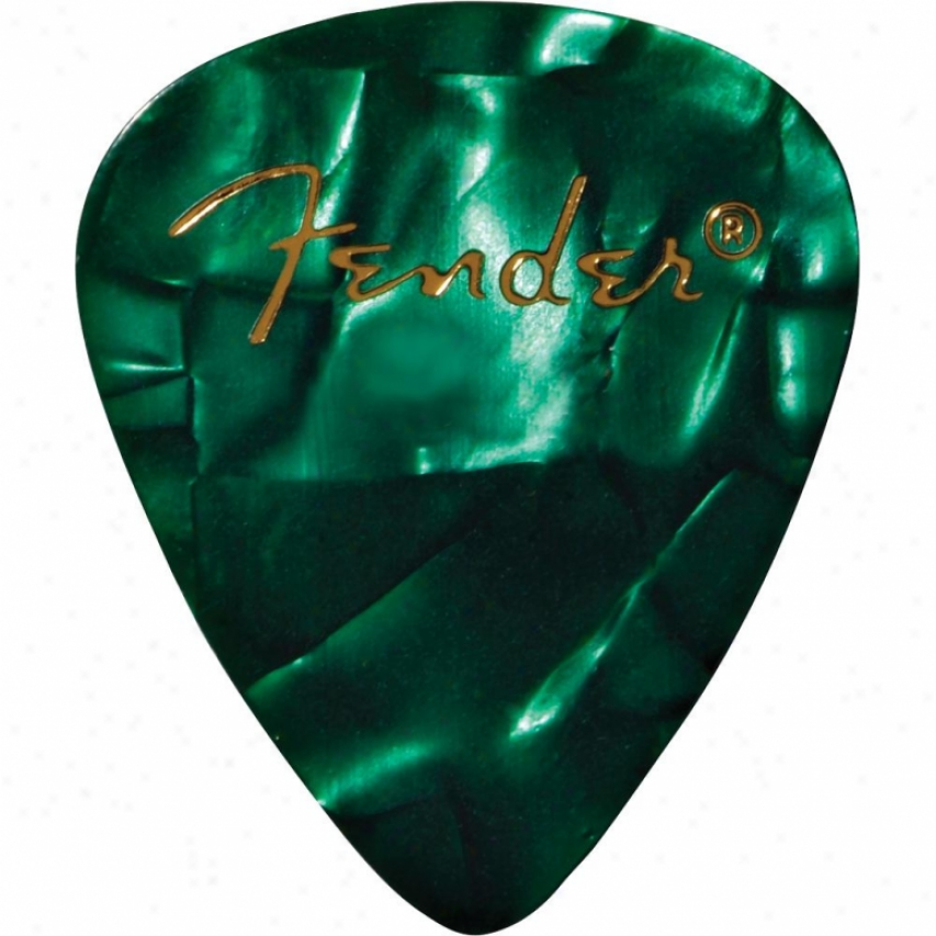 Fender® 098-0351-971 Heavy Guitar Picks