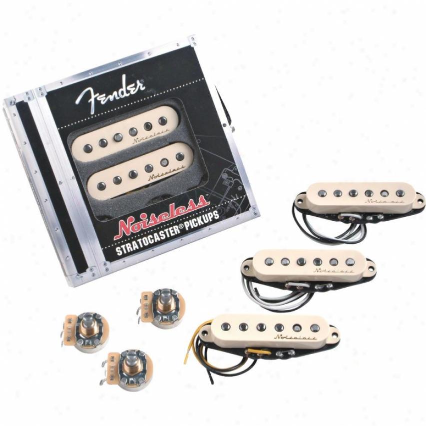 Fender® 099-2115-000 Vintage Noiseless Stratocaster ® Pickups - Set Of 3