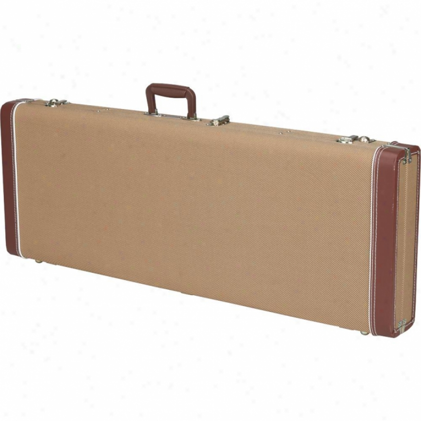 Fender® 099-6175-300 Pro Series Precision Bass® Case - Tweed
