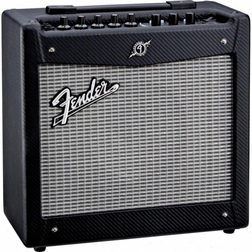 Fender® 230-0010-000 Mustang® I Guitat Amplifier - Black