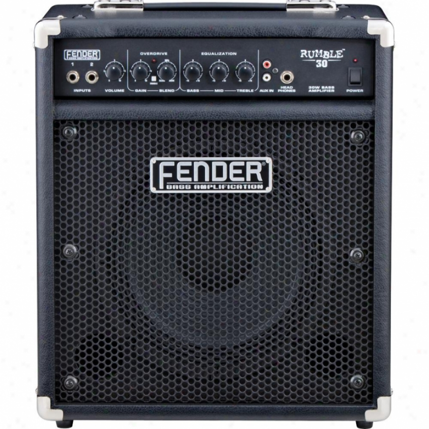 Fender® 2315400020 Rumble™ 30 Watt Bass Amplifier