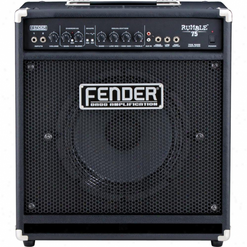 Fender® 2315600020 Ruble 75 Watt Low Amplifier