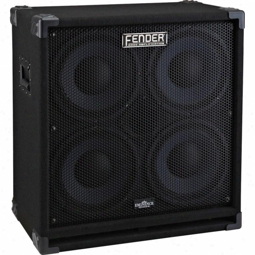 Fender® 234700000 Bassman® 410 Cabinet
