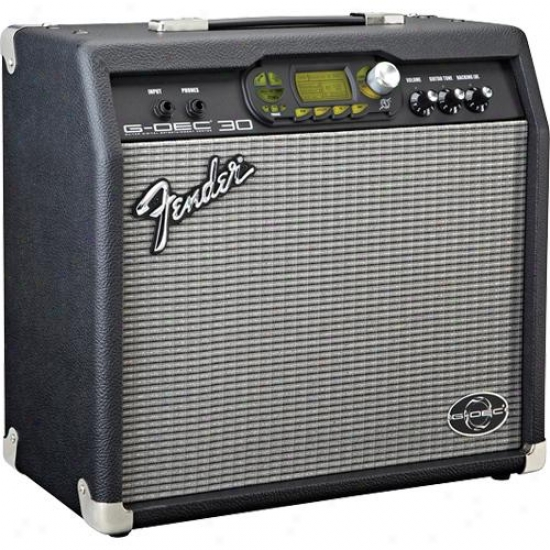 Fender® 235-0500-000 G-dc® 30 Guitar Amp