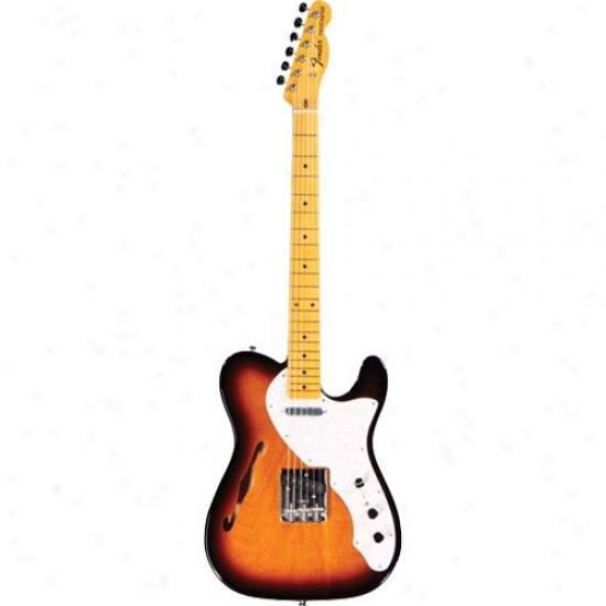 Fender® mAerican Vintage '69 Telecaster® Thinline Guitar - 010-005-2803