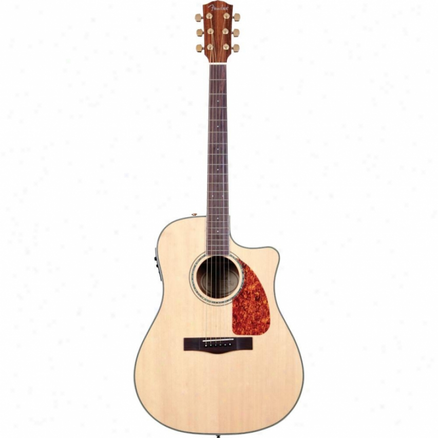 Fender® Cd 220 Sce Acoustic Guitar - Fool - 096-1500-021