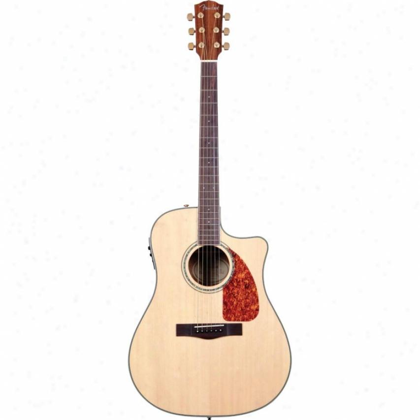 Fender® Cd 220 Sce Acoustic Guitar - Fool - 096-1500-021