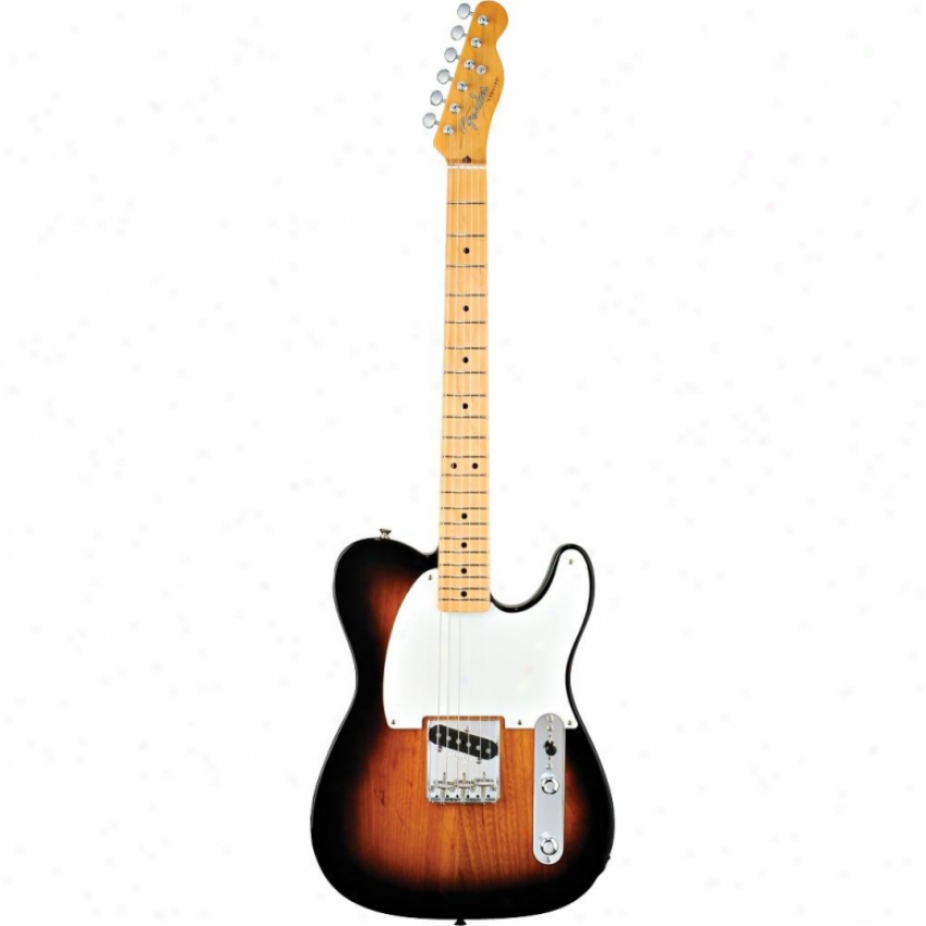 eFnder® Classic Series '50s Esquire Guitar - 2-color Sunburst - 013-1502-303