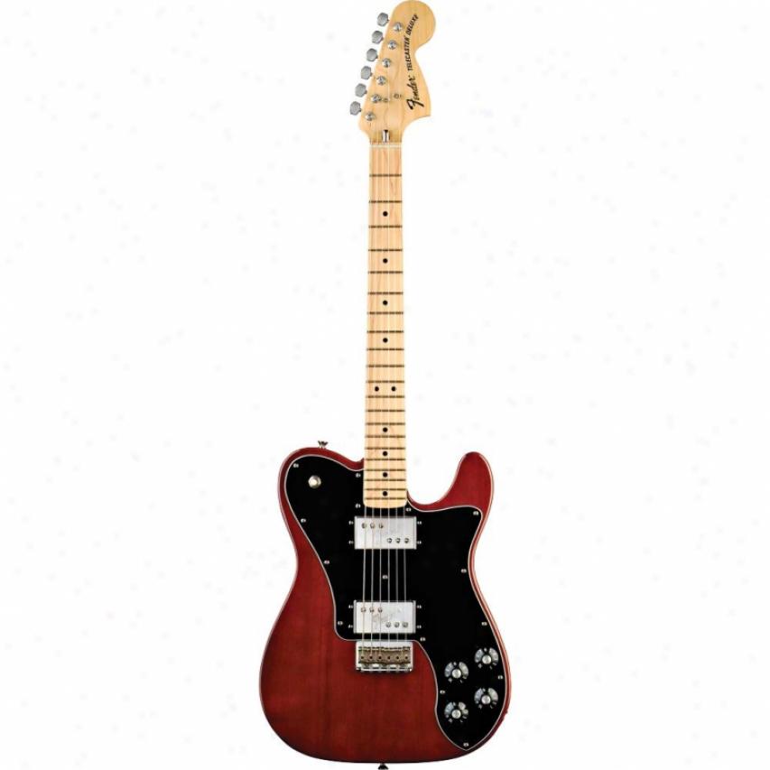 Fender® Clasaic Series '72 Telecaster® Deluxe Guitars - Walnut