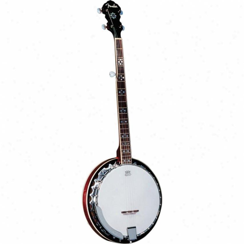 Fender®-Fb-54 Banjo - Natural - 095-5400-021