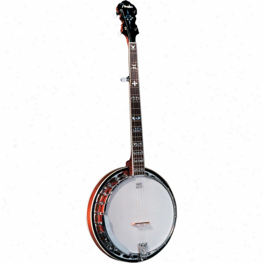 Fender® Fb-55 Banjo - Natural - 095-5500-021