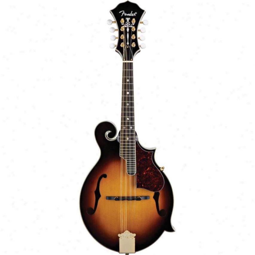 "Fender® Fm-63s ""f"" Style Mandolin - Sunburst - 095-6300-032"
