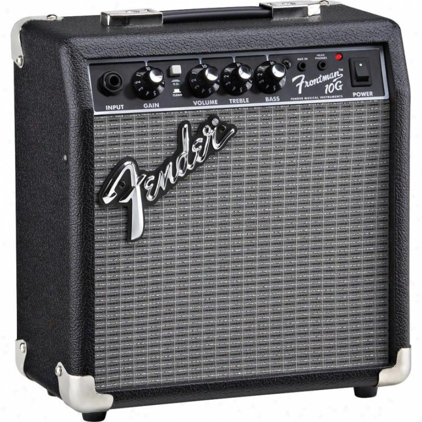 Fender® Frontman? 10g 10w Guitar Combo Amp 2311000000