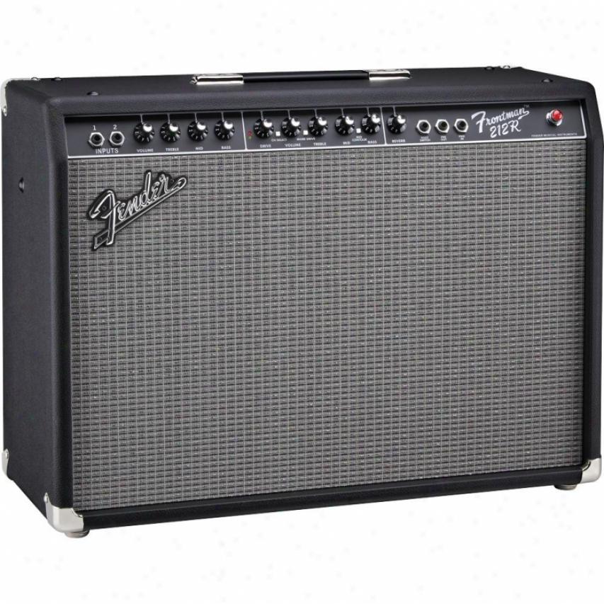 Fener® Frontman 212r Guitar Amplifier - Black - 231-6500-010