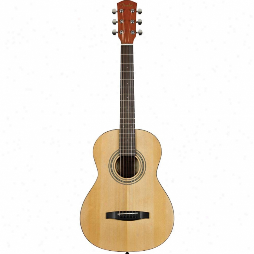 Fender® Ma-1 3/4 Steel String Mini Acoustic Guitar - 096-3001-021
