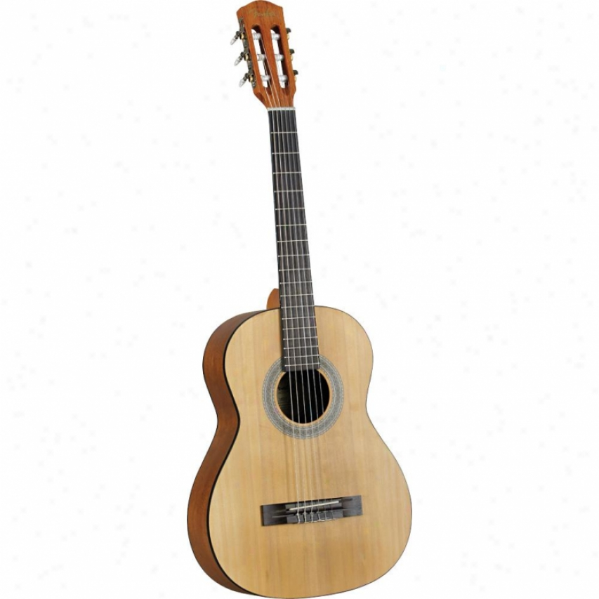Fender® Mc-1 3/4 Size Nylon Acoustic Guitar - 096-3000-021
