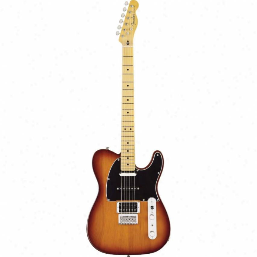 Fender® Modern Player Telecaster® Plus 0241102542 - Honey Burst
