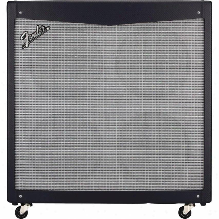 Fender® Mustang ® V 412 Speaker Cabinet - Bllack - 230-1400-000