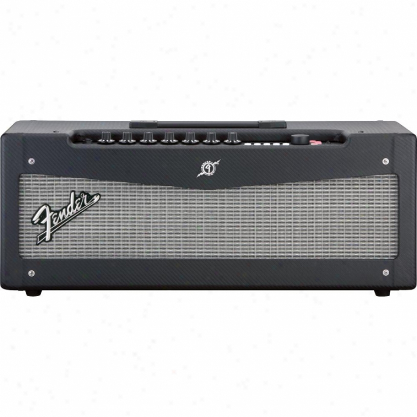 Fender® Mustang® V Head Amplifier - Black - 230-0050-000