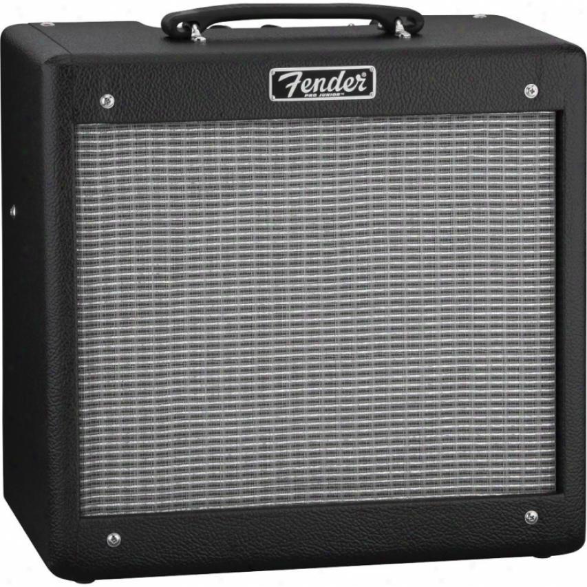 Fender® Pro Junior Iii Guitar Amplifier - Black